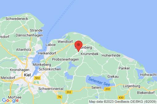 Karte Fiefbergen
