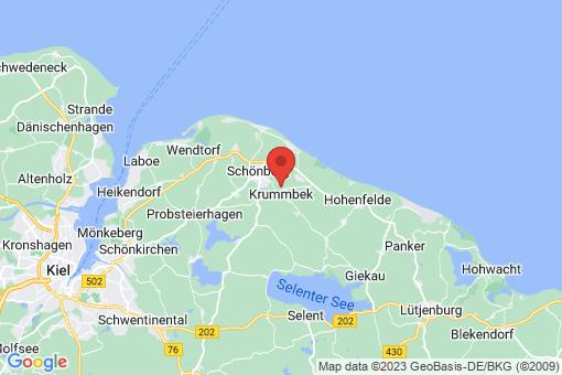 Karte Krummbek