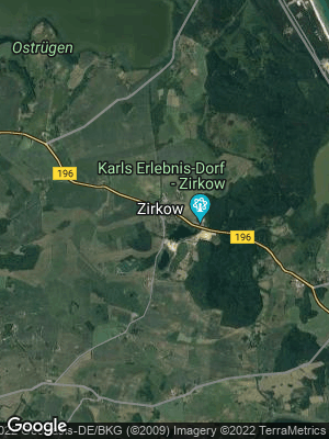 Google Map of Zirkow