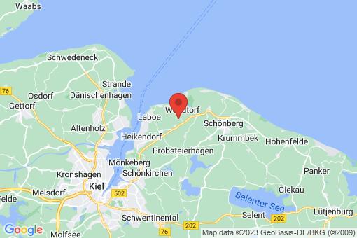 Karte Lutterbek