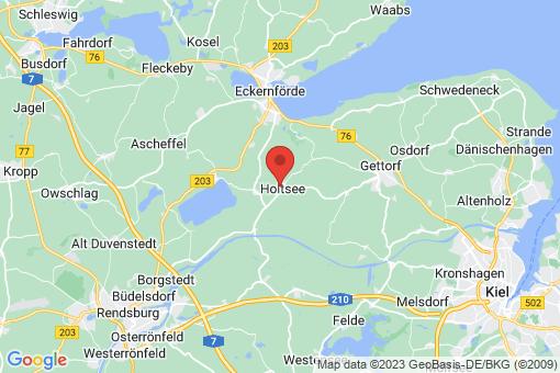 Karte Holtsee