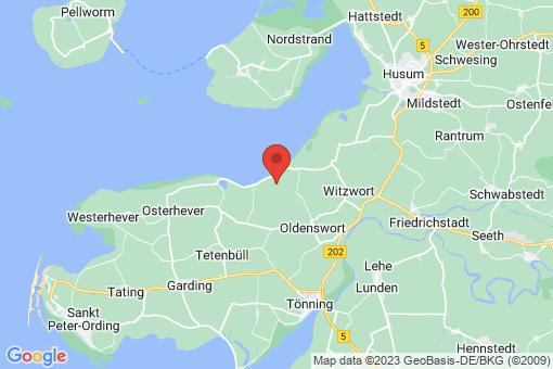 Karte Norderfriedrichskoog
