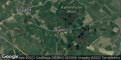 Google Map of Felm
