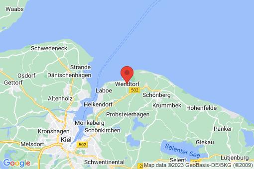 Karte Wendtorf