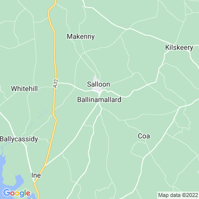 Riversdale, Fermanagh Location