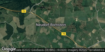 Google Map of Neudorf-Bornstein