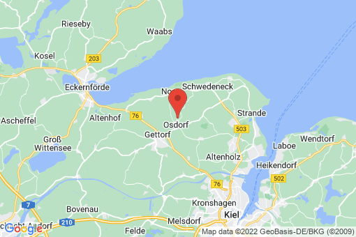 Karte Osdorf