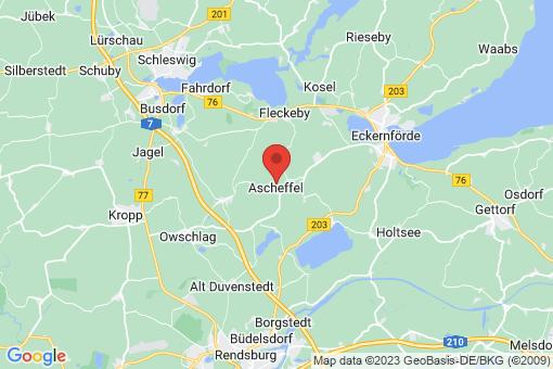 Karte Ascheffel