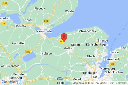 Karte Neudorf-Bornstein