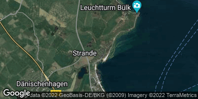Google Map of Strande