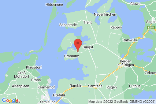 Karte Ummanz