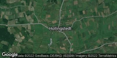Google Map of Hollingstedt