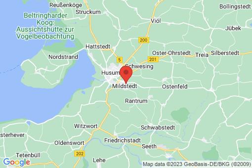 Karte Mildstedt