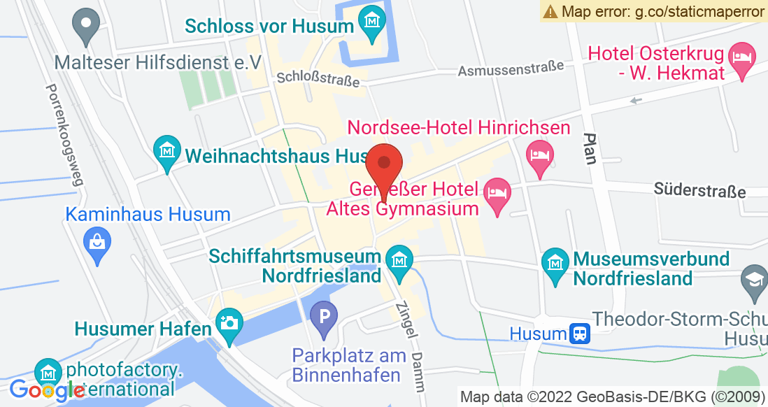 Google Map Friedrich Rothgordt GmbH