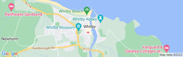 Map Of Whitby