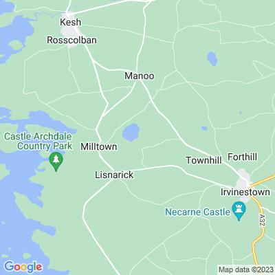Drumadravey Location