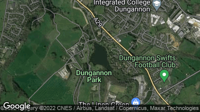 Dungannon Park Lake Fishery