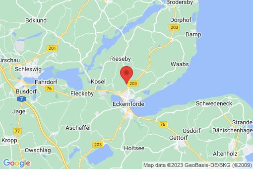Karte Barkelsby