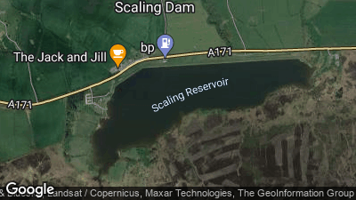 Scaling Dam Reservoir