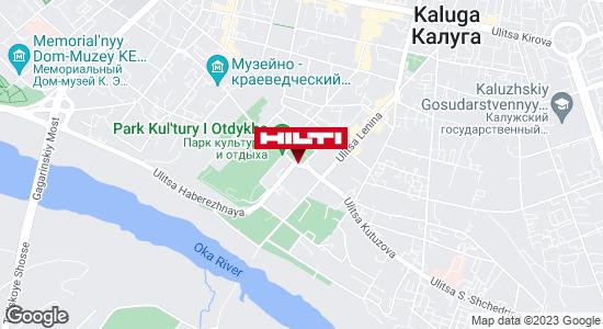 Get directions to Региональный представитель Hilti в г. Калуга