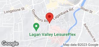 Halfords Lisburn location