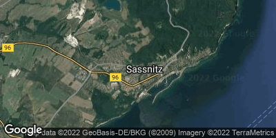 Google Map of Sassnitz