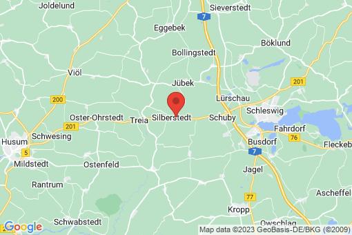 Karte Silberstedt