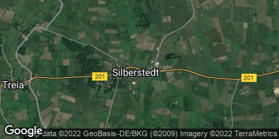 Google Map of Silberstedt