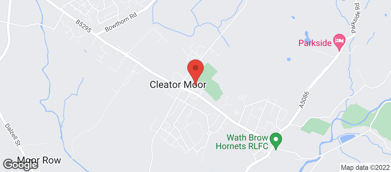 Cleator Moor Activity Centre location and directions