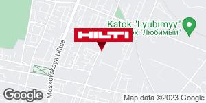 Региональный представитель Hilti в г. Калуга