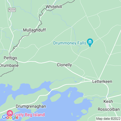 Clonelly Location