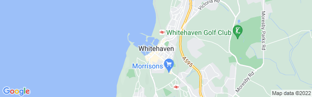 Map Of Whitehaven
