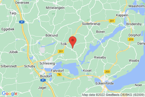 Karte Taarstedt