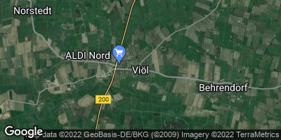 Google Map of Viöl