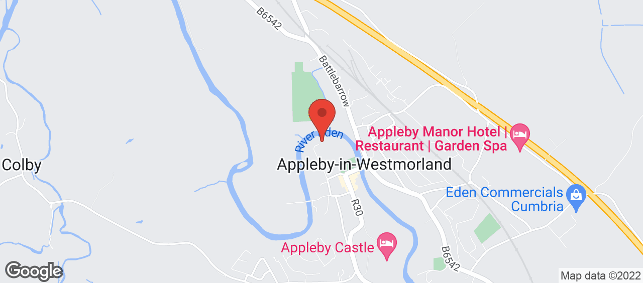 Appleby Leisure Centre location and directions