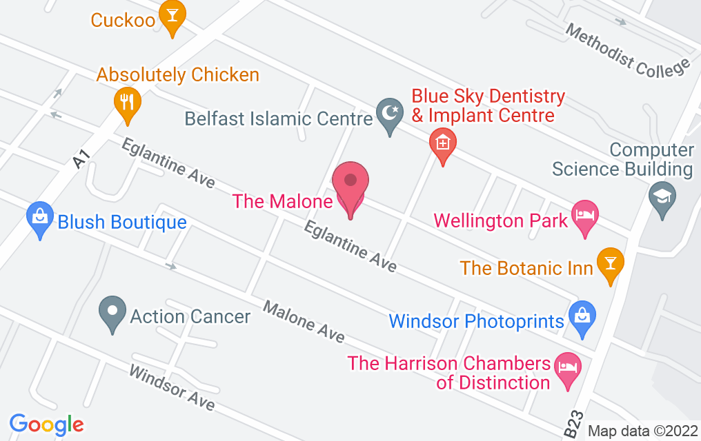 Get directions to Macklin's Bar