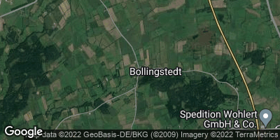 Google Map of Bollingstedt