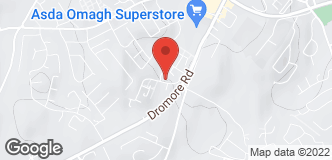 Halfords Omagh location