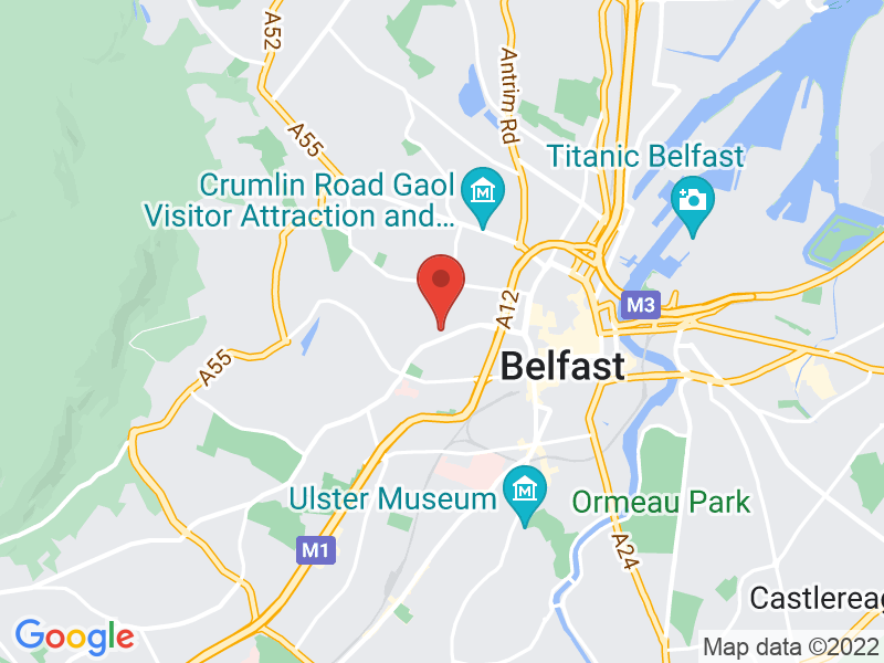 Google Maps image of our location