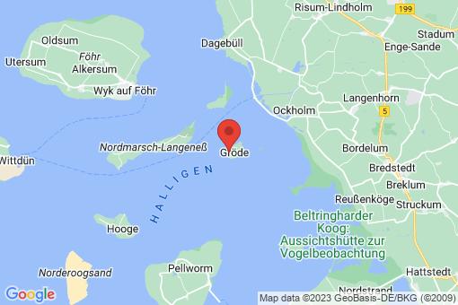 Karte Gröde