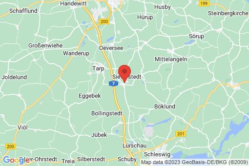 Karte Sieverstedt