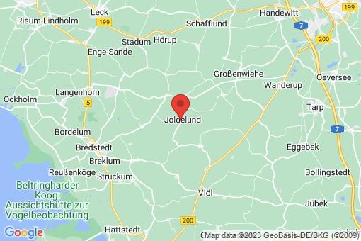 Karte Joldelund