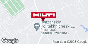 Региональный представитель Hilti в г. Рязань