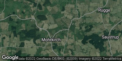 Google Map of Mohrkirch