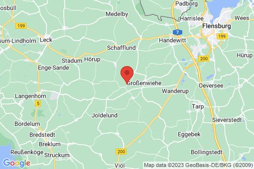Karte Lindewitt