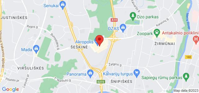 Vilnius Akropolis