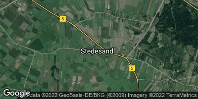 Google Map of Stedesand