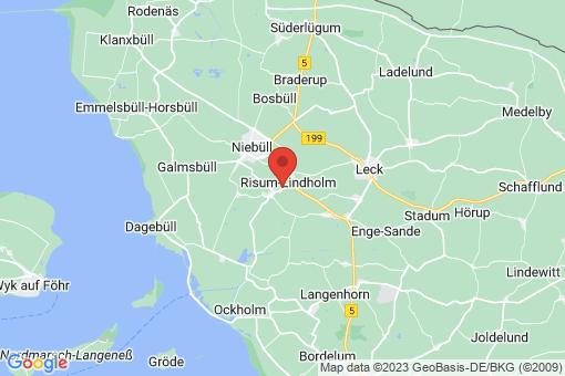 Karte Risum-Lindholm