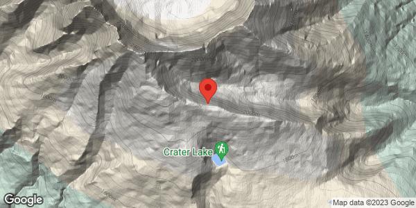 Hudson Bay Mtn - S. Summit