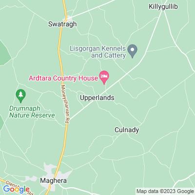 Rockwood, Londonderry Location